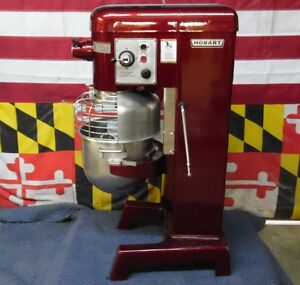 Order A Custom Painted Hobart Refurbished D340 40 Qt Mixer Today