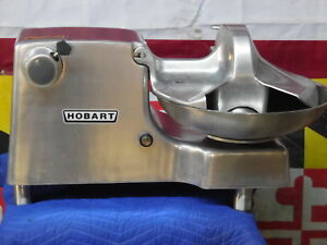 Another New Clean Hobart 18 Inch Buffalo Chopper 115v Model 84186