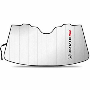 Honda Civic Si Stand Up Universal Fit Auto Windshield Sun Shade