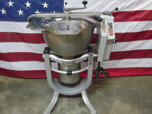 Hobart Hcm 450 Vcm Hcm Chopper Cutter Vertical Mixer