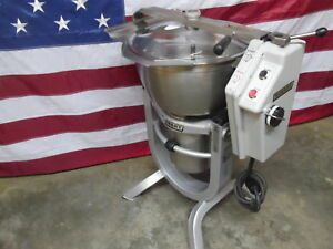 Hobart Hcm 450 Vcm Vertical Chopper Cutter Mixer 5hp