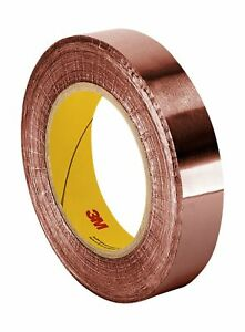 Tapecase 1181 Copper acrylic Adhesive Foil Tape With Conductive Adhesive con