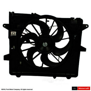 Engine Cooling Fan Assembly Supercharged Rf 394 Fits 2005 Ford Mustang 4 6l V8