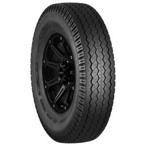 2 new 7 50 16 Power King Super Highway Trailer E 10 Ply Bsw Tires