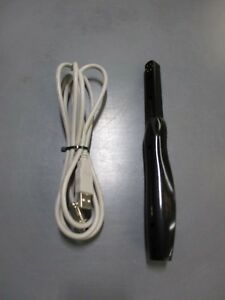Quality Black Dental Intraoral Camera For Educational Images 68623
