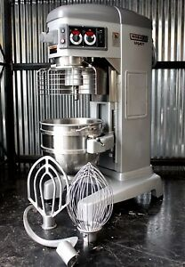 Hobart Hl600 2std Legacy Planetary Mixer With Attachments 460 Volt