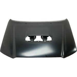 Replacement Hood For 12 15 Toyota Tacoma W Hood Scoop Provision