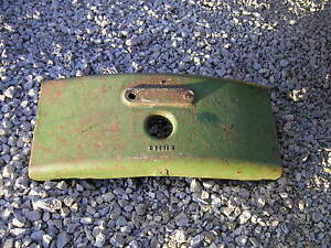 John Deere 40 Tricycle Tractor Orignal Jd Front Frame Weight Hard To Find Rare