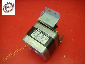 Canon T1 Ad1 Ad2 W1 W2 Finisher Dc 24v Stepper Motor Assembly