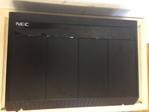 Nec Dsx 160 Dx7na Office Phone System W Power Supply