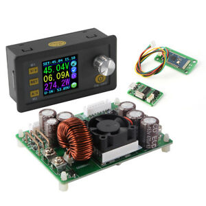 Dc 50v 20a Adjustable Step down Regulated Bluetooth Power Supply Module Bi803