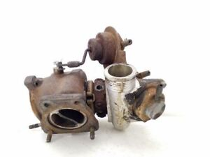 Turbo Supercharger 4 Cylinder Vin Vs Fits 00 04 Volvo 40 Series 878982