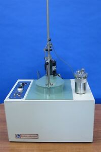 Adiabatic Calorimeter With Bomb Pressure Vessel Included By Parr