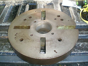 13 Lathe Dog Drive Face Plate 3 1 4 5 Tpi Spindle Thread