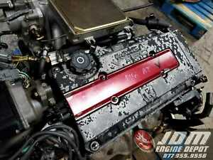 92 95 Honda Civic Sir 1 6l Dohc Vtec Engine 5spd Swap B16a 5513929 Free Shipping