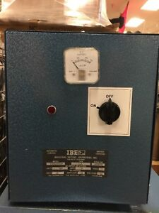 Industrial Battery Charger 100 00