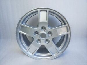 2005 2007 Jeep Grand Cherokee 17x7 1 2 Aluminum Laredo Wheel Rim