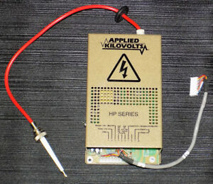 Applied Kilovolts Model Hp30p i High Voltage Power Supply Assembly