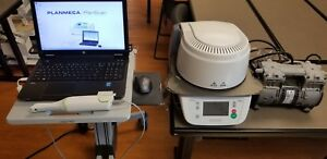 2015 E4d Planmeca Dental Cad cam Scanner Mill Ivoclar Oven And More
