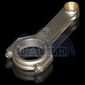Eagle Crs5700slw 6 H beam Connecting Rods For Chevrolet