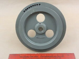 Excellent Countershaft Pulley Atlas Craftsman Commercial 12 Lathe Part 560 060