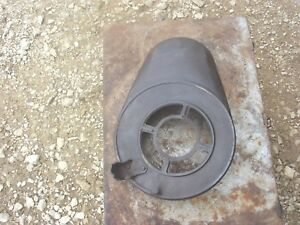 Vintage Briggs Stratton Model Y Flywheel Shroud 111704 Gas Engine Motor