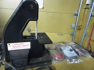 DREMEL - #730 Disc-Belt Sander - Made in the US