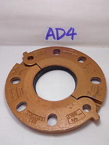 New Grinnell Figure Nsf 61 Flange Adapter For Joining Copper Tubing Cts 4 6140