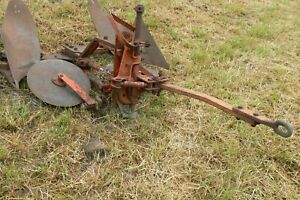 Allis Chalmers Snap Coupler Roll Over Plows 2 Sets Sold Together