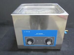 Gt Sonic Vgt 2013qt Dental Ultrasonic Cleaner Bath For Instrument Cleaning