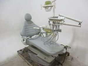Forest 3900 Dental Patient Exam Chair W Delivery System Operatory Light
