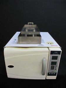 Pelton Crane Delta Q 10 Dental Steam Autoclave Sterilizer For Instruments