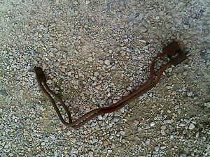 Farmall Ih 300 Rc Tractor Set Rear Steel Hydraulic Lines To Back Of Tractor