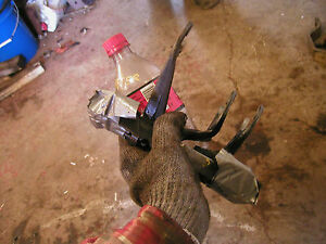 Farmall C Tractor Original Ih Transmission Shifting Forks Parts