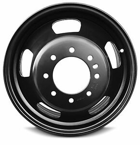 Dually Drw Steel Wheel Rim 17 Inch 03 18 Dodge Ram 3500 Pickup 8 Lug 6 5 New