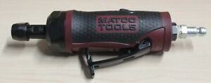 Matco Tools Mt4880 75hp Straight Die Grinder W Air Inlet 25 000rpm Ships Free