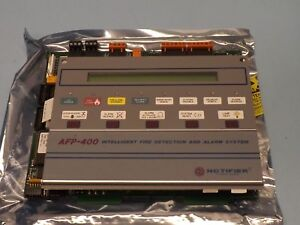 Notifier Afp 400 Honeywell Fire Alarm Control Panel Board Cpu 400