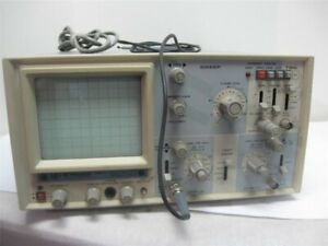 Bk Precision 40 Mhz Analog Oscilloscope Model 1541a