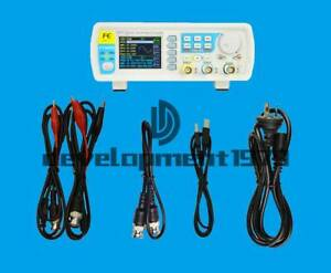 Feeltech Fy6800 20 60mhz Function Arbitrary Waveform Pulse Dds Signal Generator