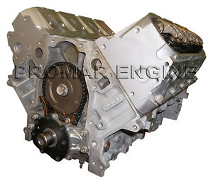 Remanufactured 99 06 Chevy 5 3 Gmc 325 Vin T And Z Long Block Engine