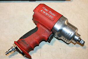 Mac Tools 1 2 Drive Impact Air Wrench Lightweight Composite Body