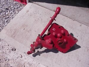 Farmall Ih H Early Sh Hydraulic Belly Pump Assembly Ih
