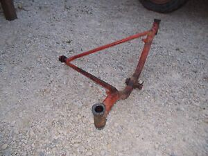Allis Chalmers B Tractor Ac Main Wishbone Style Wide Front Frontend Axle