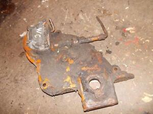 Ac Allis Chalmers Styled Wc Tractor Front Engine Motor Cover Panel