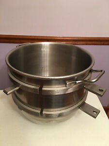 Genuine 40 Qt Hobart Bowl Hl640 For Legacy Mixers Hl600 And Hl662 Hobart