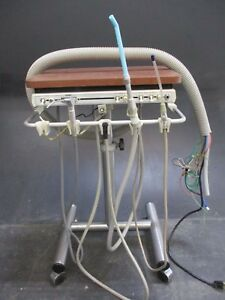 Forest Mcc F6525 Dental Delivery Cart For Patient Operatory Servicing