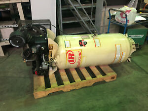 Ingersoll Rand Compressor 60 Gallon And Dryer