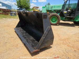 Coventry H100y015 Bucket Attachment For Terex Wheel Loader