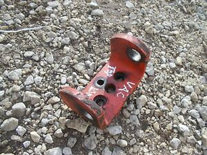 Case Vac Tractor Main Rear 3pt Eagle Hitch Center Top Link Mount Holder Bracket