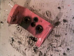 1952 Case Vac Tractor 3pt Eagle Hitch Top Link Holder Main Mounting Bracket